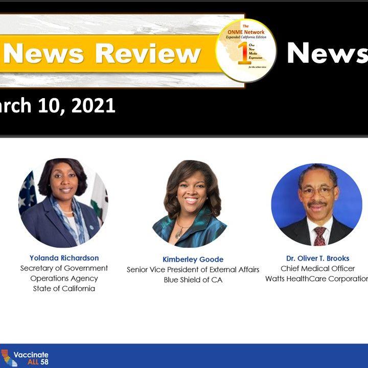 ONR News too Real 3-10-21:  Getting Smarter on COVID-19