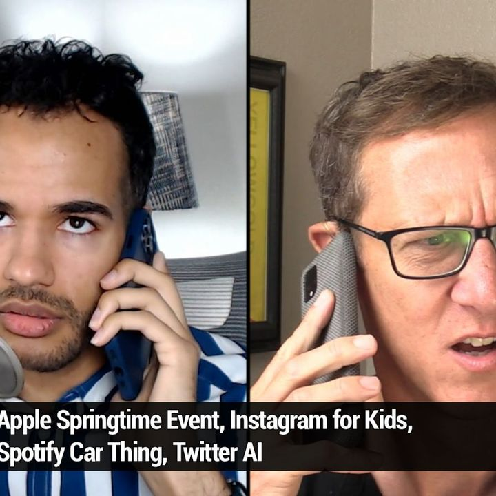 TNW 179: Can the FCC End Robocalls? - Apple Springtime Event, Instagram for Kids, Spotify Car Thing, Twitter AI