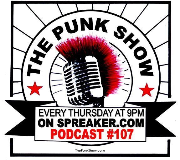 The Punk Show #107 - 04/01/2021