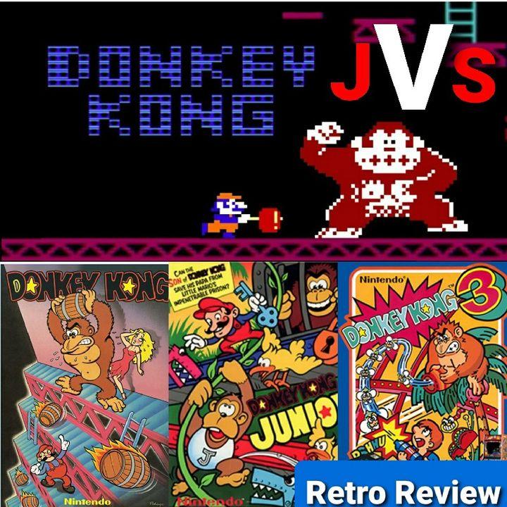 Episode 117 - Donkey Kong Arcade Games Retro Review