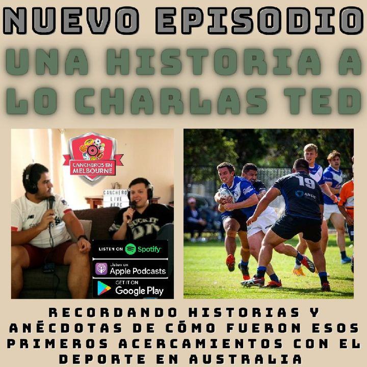 Del fútbol al rugby y del rugby al Podcast con Juan Felipe Basto