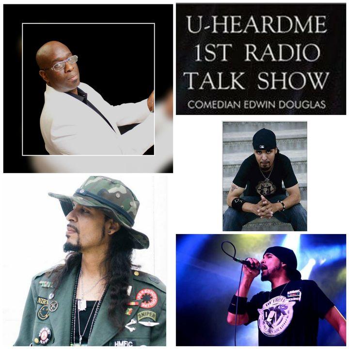 Uheardme 1ST RADIO TALK SHOW - Mr. Creech - Musician