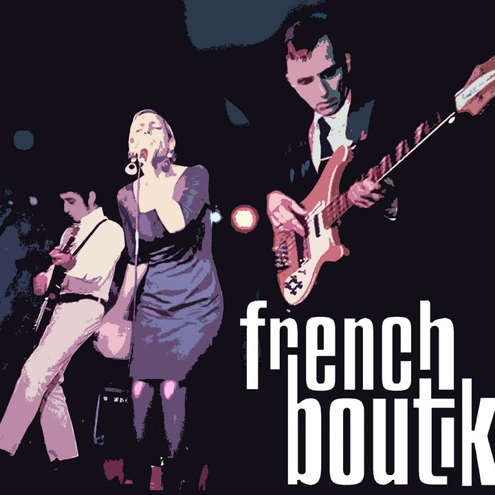 Episode 43 - French Boutik - Interview with Gabriela & Serge (English and French)