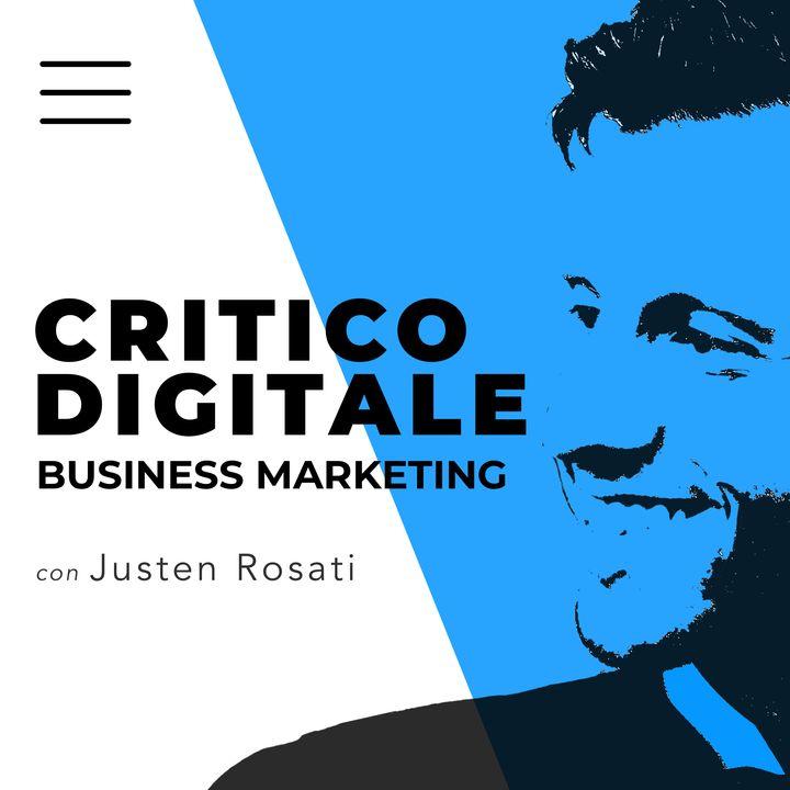 CRITICO DIGITALE - Business marketing