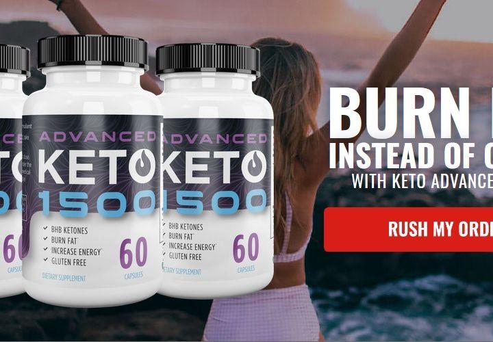 How to take Keto Advanced 1500?