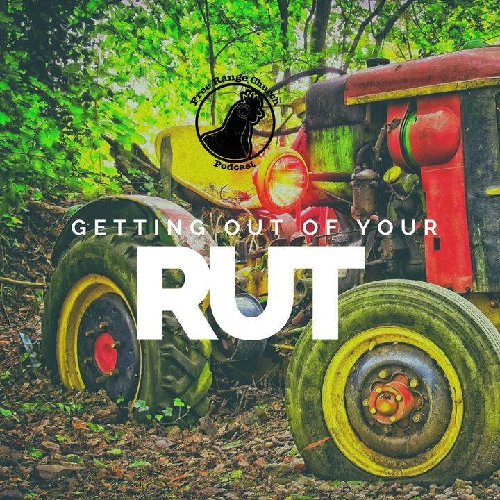Get Out Of Your Rut   Find Your Purpose - Colossians 1