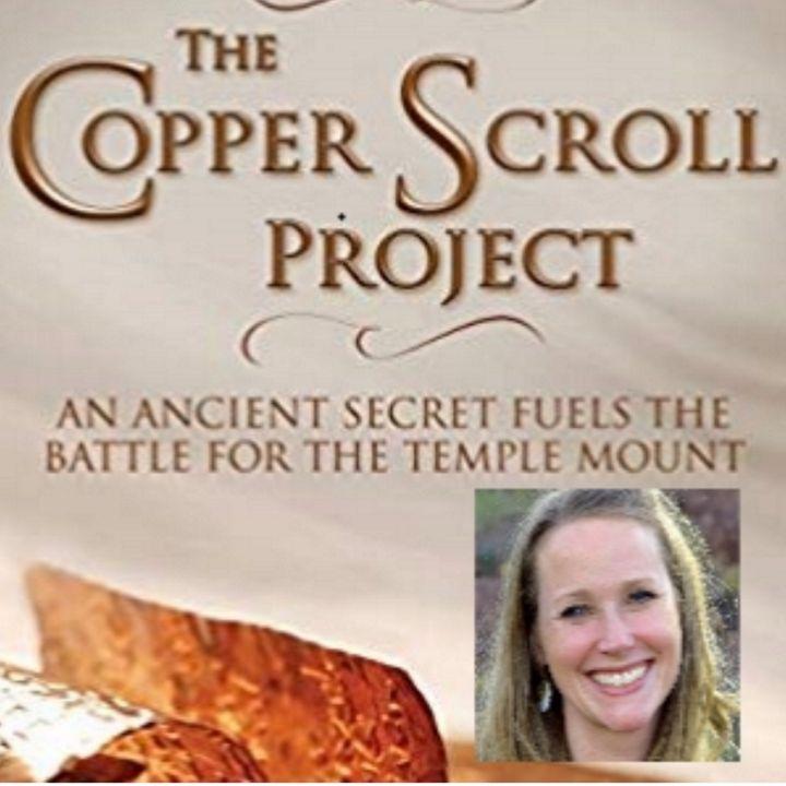 Copper Scroll Project - Ancient Secret Fuels Battle For The Temple Mount  Shelley Neese Episode #16