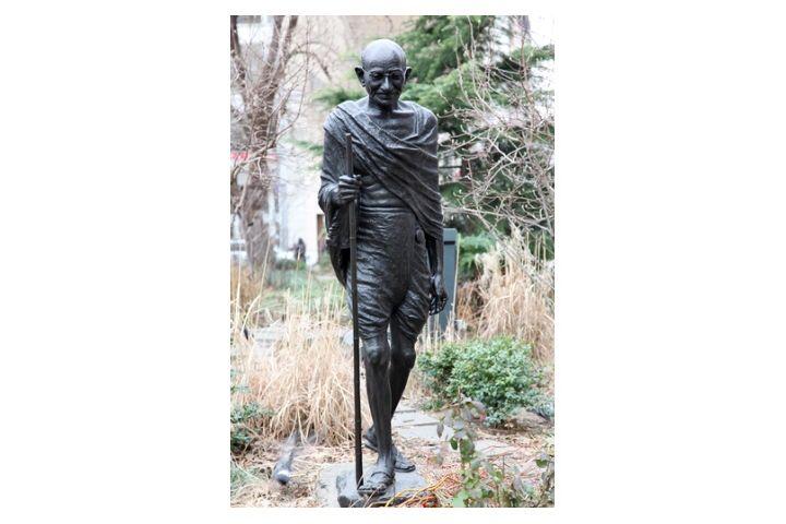 The legacy of Mahatma Ghandi in India