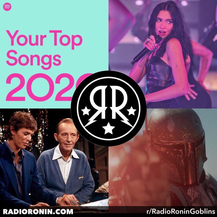 Favorite Songs of 2020!