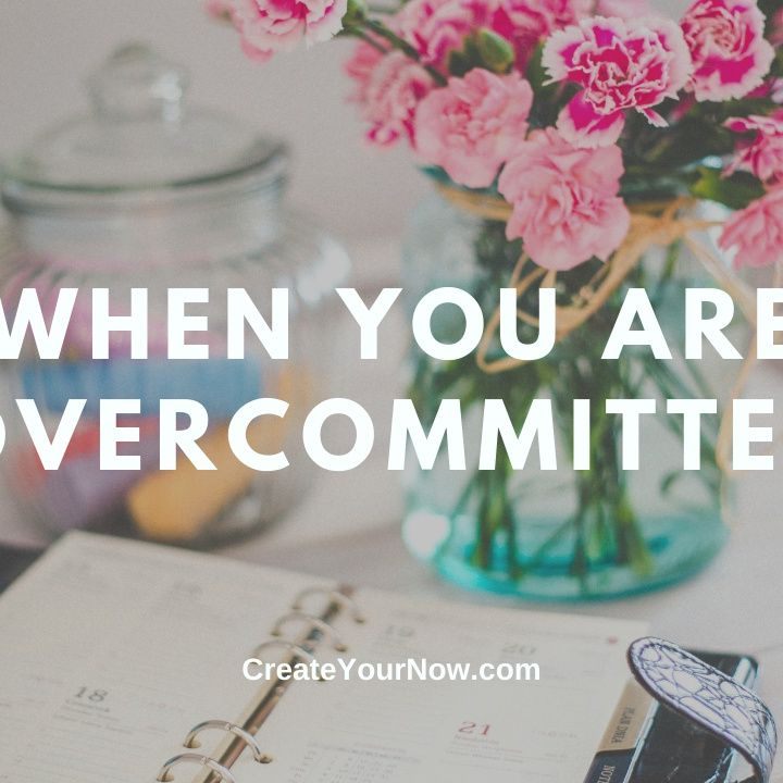 2222 When You are Overcommitted