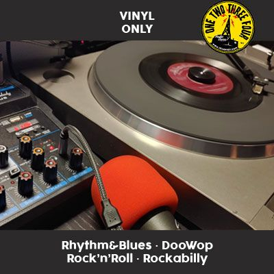 1234 LIVE! • Nov. 03, 2020 • Rhythm&Blues and Rock'n'roll lovers c'mon!