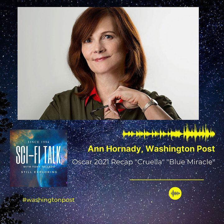 Ann Hornaday On Cruella And The Oscars 2021