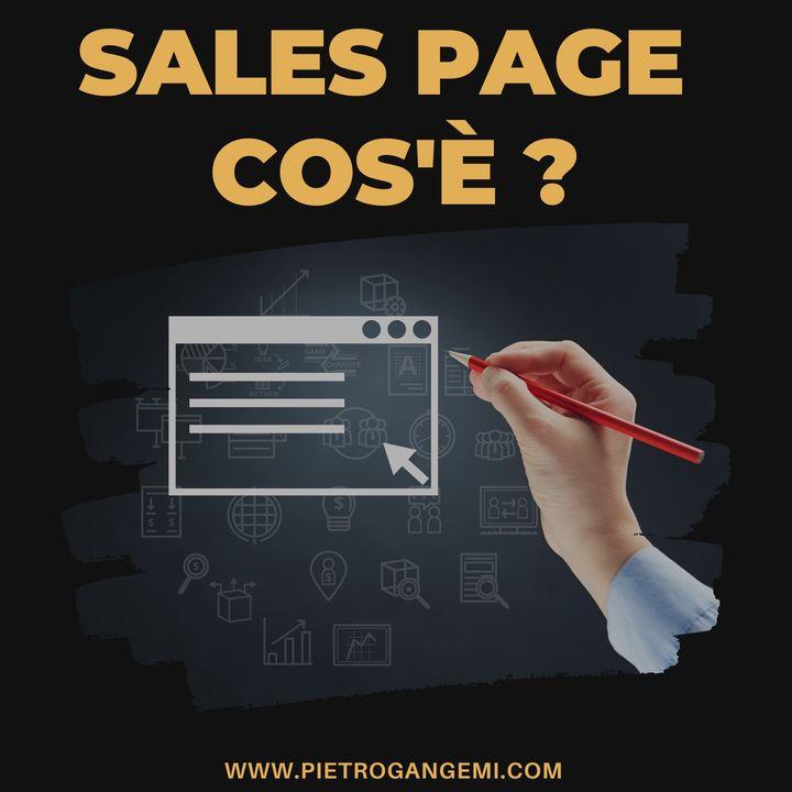 Sales Page - Cos'è  - Come funziona - Come Scriverla - Tutorial italiano