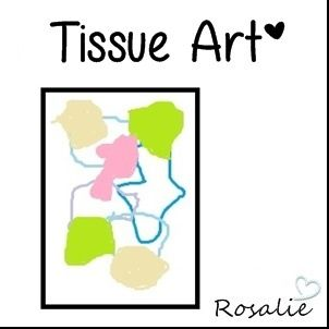 Art Lesson Plan – Tissue Paper Art