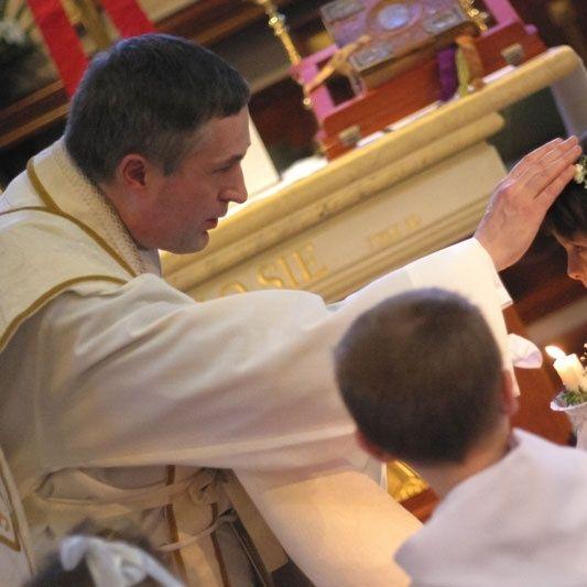Nauki przed pierwszą komunią Świętą