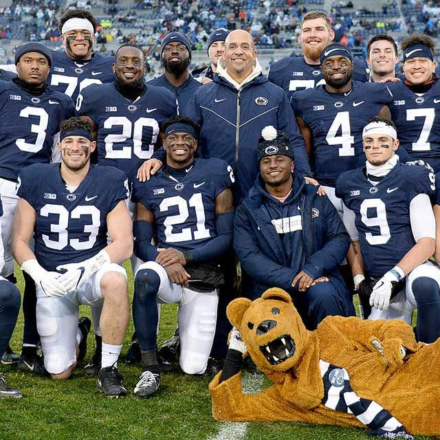 NITWITS PODCAST: Penn State rolls on Senior Day