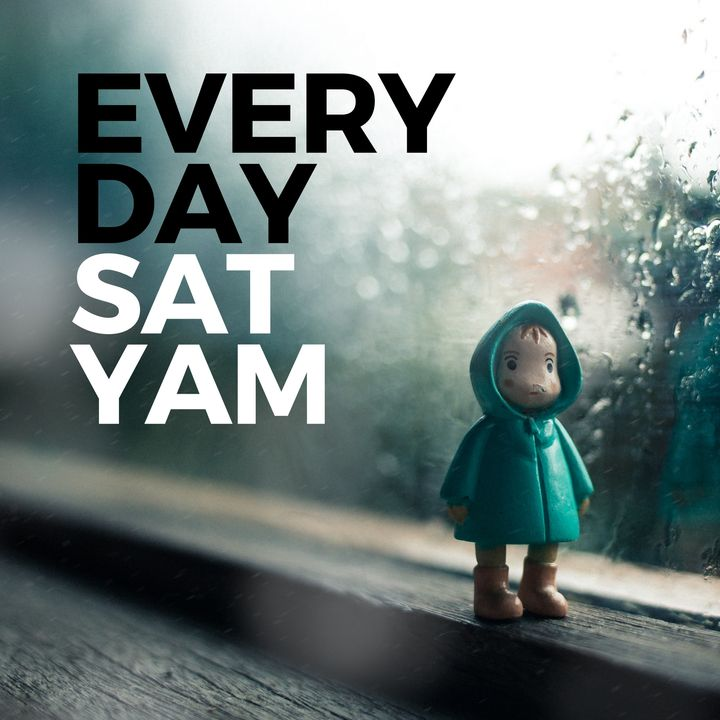 """Ep.142 How to bring a little """"sat yam"""" into your day!"""