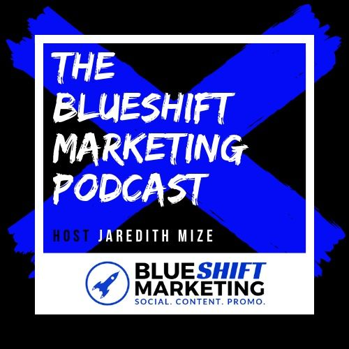 The Blueshift Marketing Podcast