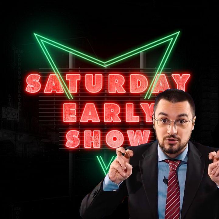 Saturday Early Show del 16-02-19 - #Yotobi