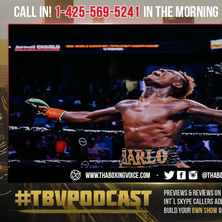 ☎️Jermell Charlo 🦁Gets Revenge, Stops Harrison To Regain WBC Belt🔥Morning After Thoughts💭