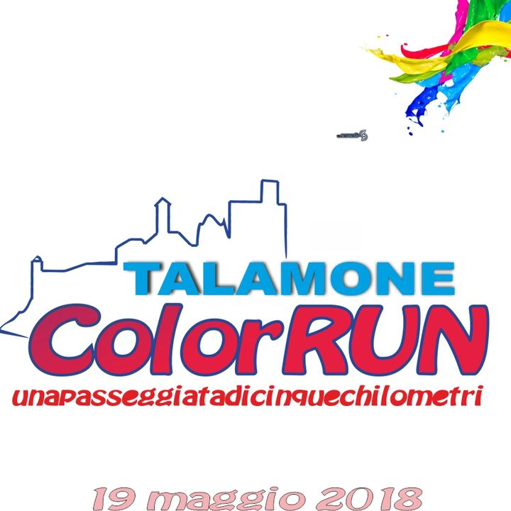 TalamoneColorRun 2018