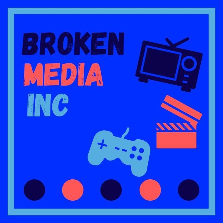 Broken Media: Holmes & Watson