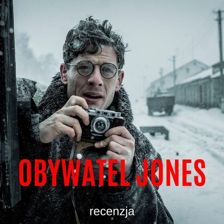OBYWATEL JONES - recenzja