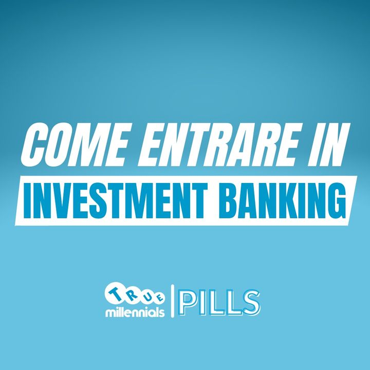 Come entrare in INVESTMENT BANKING - Bank of America