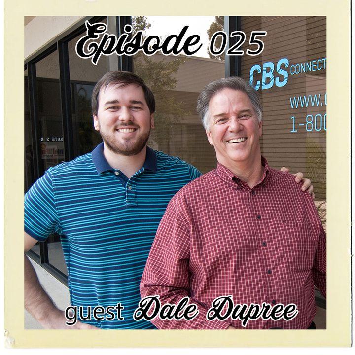 The Cannoli Coach: The Copier Warrior w/Dale Dupree | Episode 025