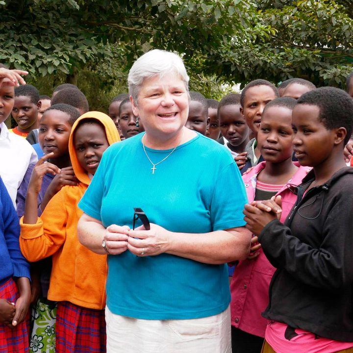 Saving Massai Girls from Childhood Marriage