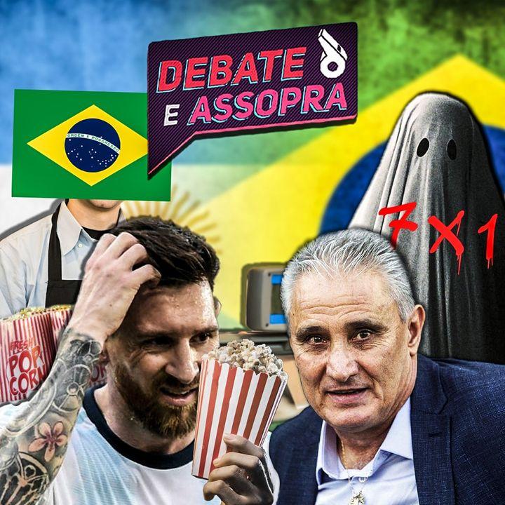 #46. QUEM VENCE: FREGUESIA ARGENTINA OU FANTASMA DO 7 A 1?