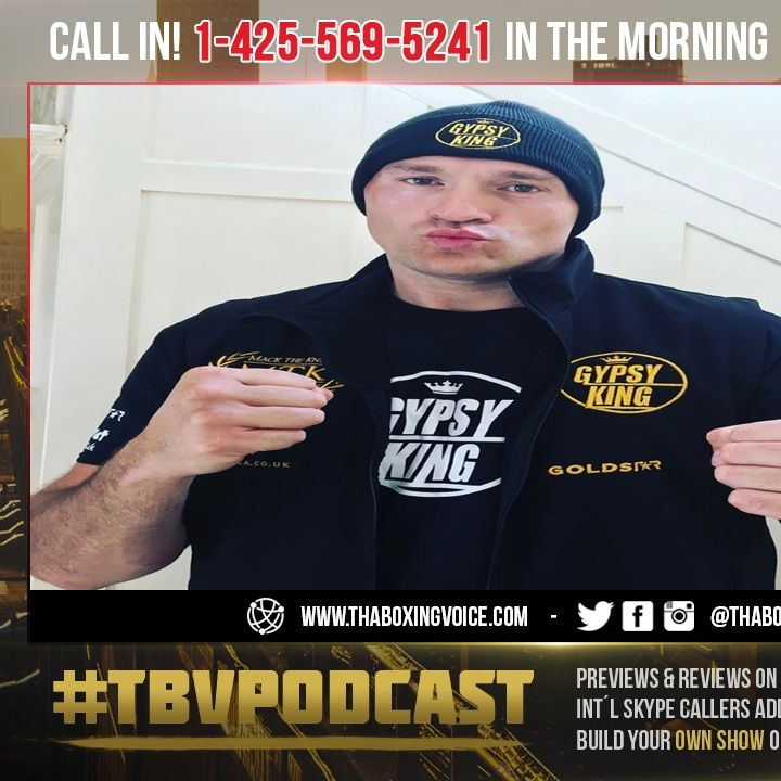 """☎️Tyson Fury Want 4th Wilder Fight😱 """"If He Knocks Me Out😵 Won't Be a Joshua Fight""""👀"""