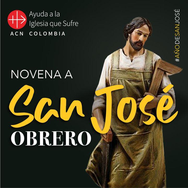 Novena a San Jose Obrero - Día 1