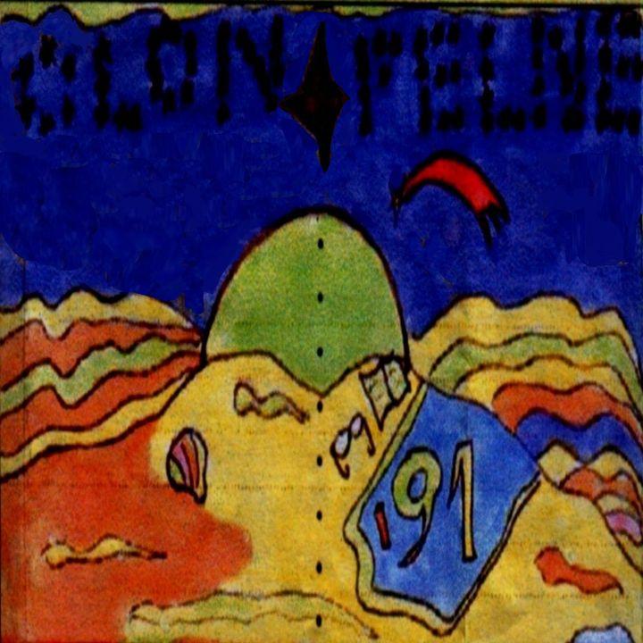 OLON FELNE, la stella (Maxmex - album-suite @ 1991)