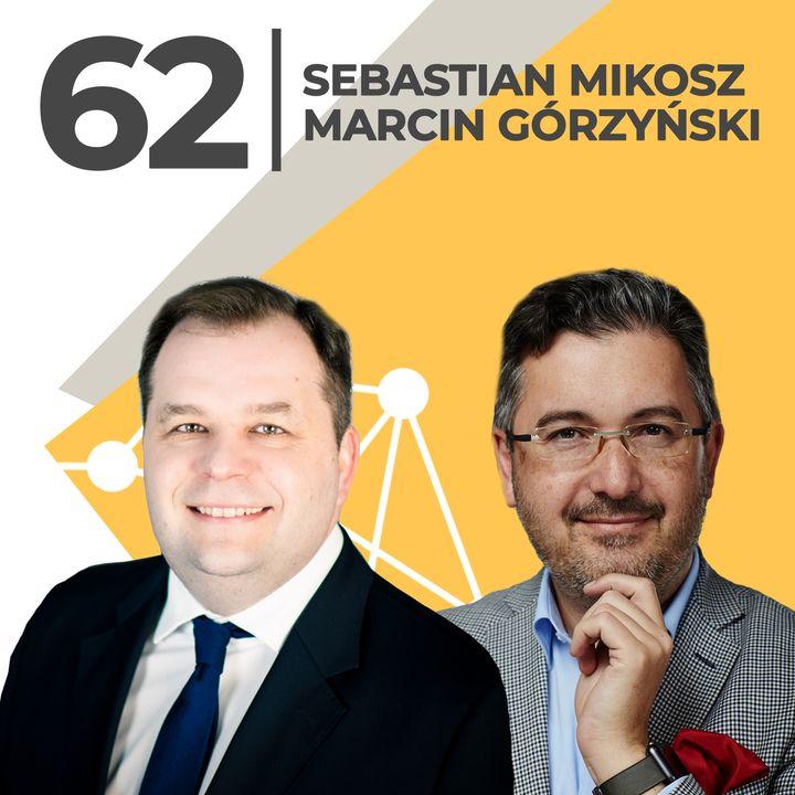Sebastian Mikosz & Marcin Górzyński - hotelarstwo i lotnictwo w czasach zarazy