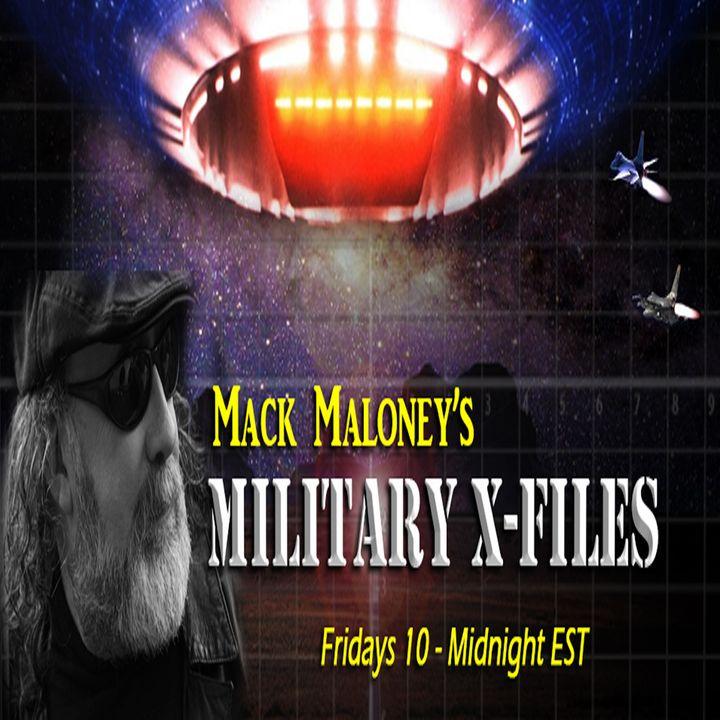 Mack Maloney's Military X-Files - haunted battlefields