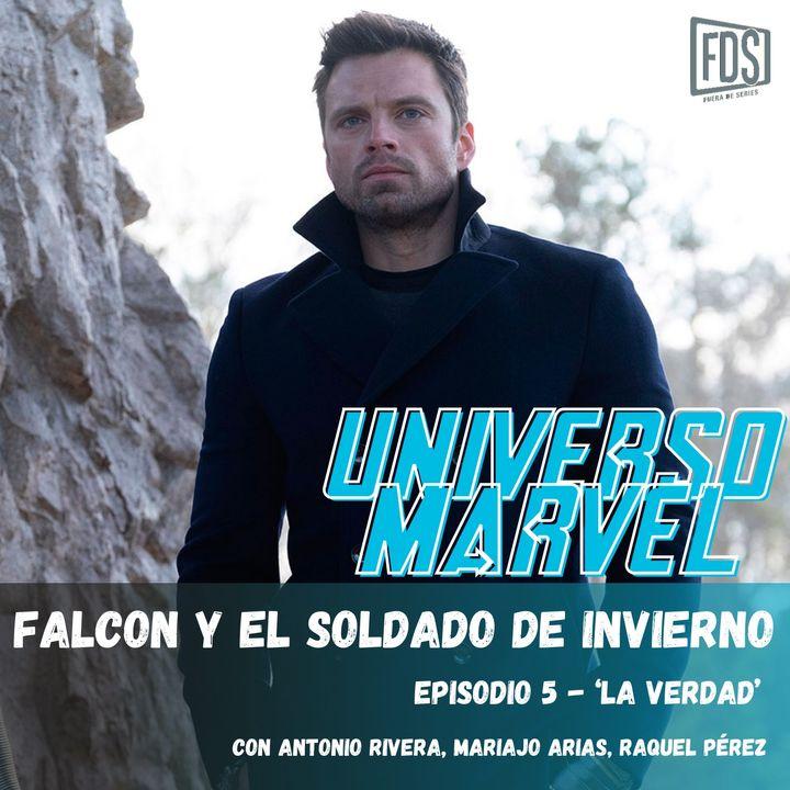 Falcon y el Soldado de Invierno - Episodio 5 - 'La verdad'