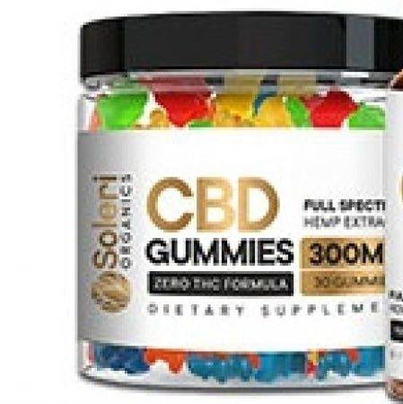 Soleri CBD Gummies