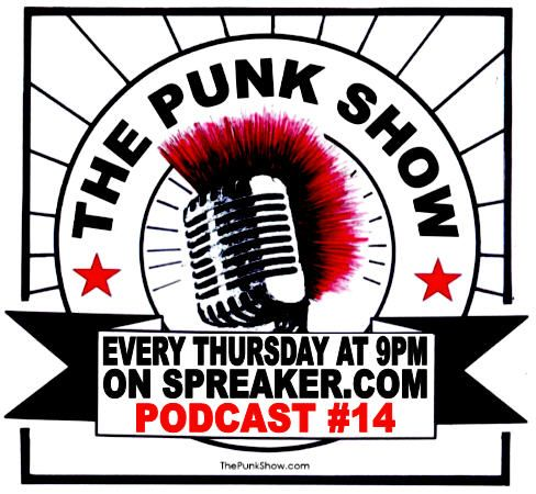 The Punk Show #14 - 05/02/2019