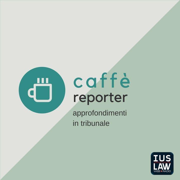 CAFFE' REPORTER  -SPECIALE VIOLENZA-