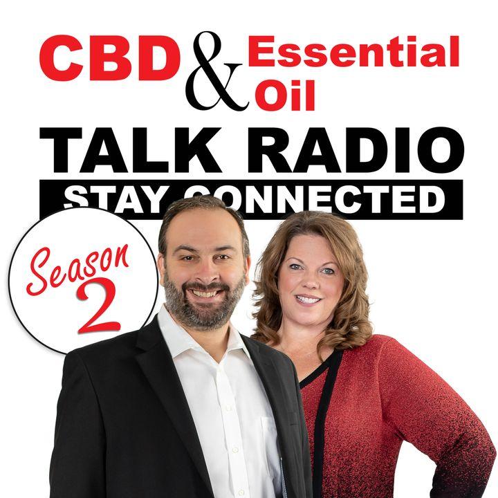 Show #78 - CBD and Drug Testing, Essential Oil DIY Yogurt Treat!