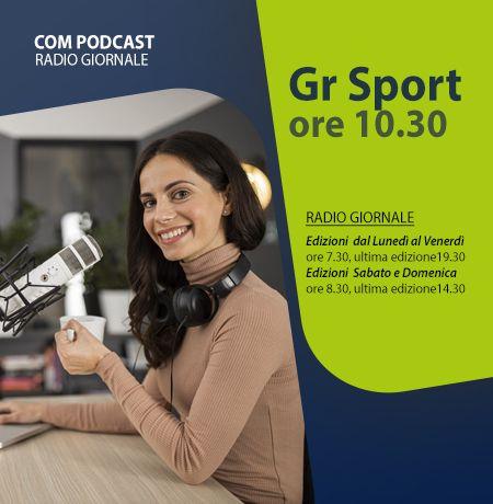 GrSport  ore 10.30