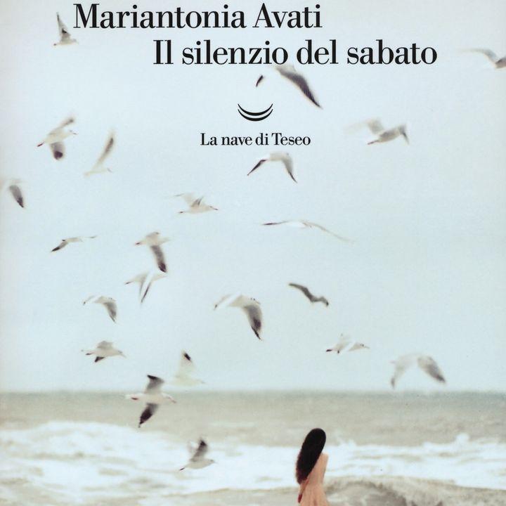 """Mariantonia Avati """"Il silenzio del sabato"""""""