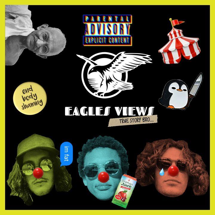 "Eagles Views Ep.4 ""Free Talk #1"""
