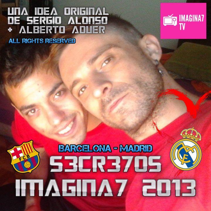 SERGIO ALONSO CINTAS Y ALBERTO ADUER + AMAIA MONTERO (EL ORIGEN IMAGINA7)