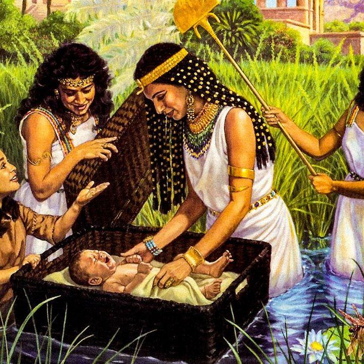 La nascita di Mosè