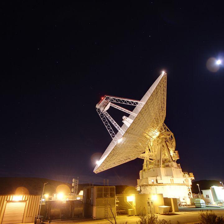 43E-55-RADAR Telescopes Pair Up To ImageNEA