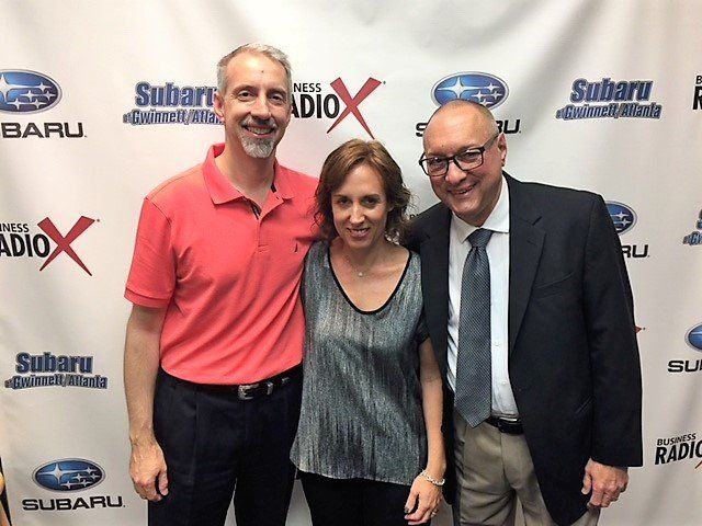 MEMBER SPOTLIGHT: Peter Hildebrandt with SCORE, Sandra Font with Access to Capital for Entrepreneurs, and Jorge Valentin-Stone with the U.S.