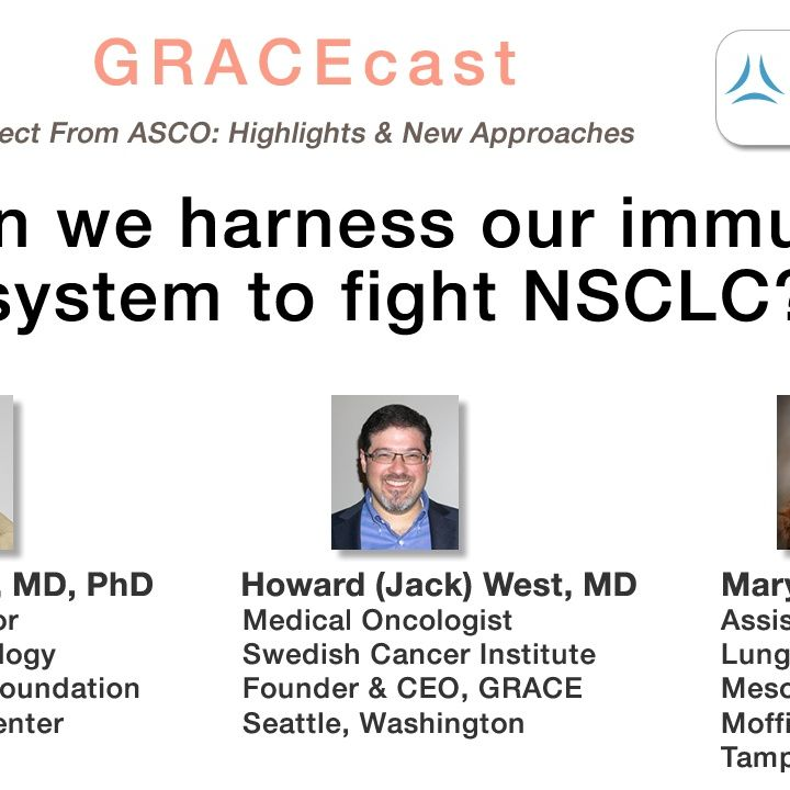 Can we harness our immune system to fight NSCLC?