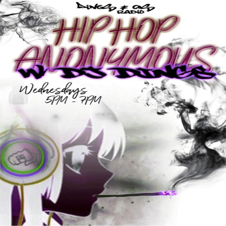 Hip Hop Anonymous Vol.3 Dj Dings Live In Da Mix Spinnin' Everything Hip Hop! (4-11-18)